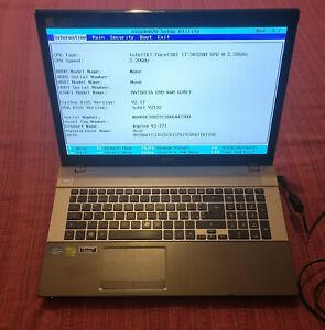 ACER ASPIRE V3-771g - I7-3632QM - 8GB RAM - GT710M