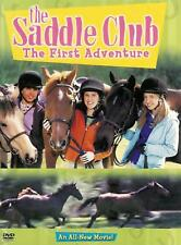 The Saddle Club - The First Adventure - DVD