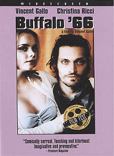 Buffalo '66 Vincent Gallo, Christina Ricci, Ben Gazzara, Mickey Rourke, Rosanna