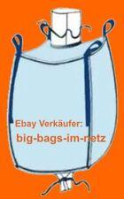 4 Stk. BIG BAG - 160 cm hoch -  115 x 75 cm Bags BIGBAGS Säcke CONTAINER 1000 kg
