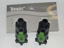 Tetratec EX600/700 EX400 EX600 EX800 + robinets / soupapes pour Adaptateur