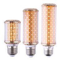 E27 86-265V LED Mais Glühbirne 360 Grad Beam Winkel Dimmbar Ersatz Lampe #R