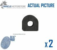 2 x NEW BLUE PRINT REAR ANTI-ROLL BAR STABILISER BUSH KIT OE QUALITY ADH28037