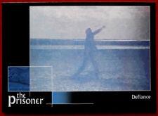 The Prisoner Autograph Series - Volume 1 - Defiance - Card #10 Cards Inc 2002