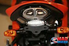 R&G Kawasaki ZX6R '2007-' 08 Kennzeichenhalter/Kennzeichenhalter lp0047bk