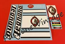 LEGNANO Autocamping   kit decalcomanie//adesivi//stickers
