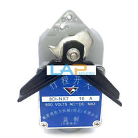 1PCS new For Stroke switchsoot blower 801-NX7 801-NX8 801-NX10 801-NX19 600VOLTS
