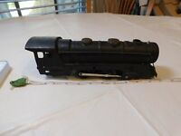 Locomotive Steam Engine RR train vintage train car railroad antique RARE USA