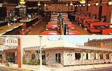 NJ - 1960's Apollo Diner & Restaurant in Atlantic City New Jersey