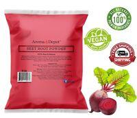 5lb Beet Root Powder (Beta vulgaris) Raw Non-GMO Nitric Oxide Remolacha 5 Libras