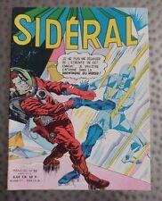 """French Comic """"Sideral"""" #20, 1959, Artima, V.Fine"""