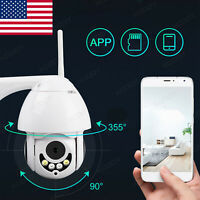 XGODY ABQ-A1 Outdoor 1080P IP Security Camera IR-CUT Infrared WIFI Night Vision