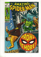 Amazing Spider-Man #79 HIGH GRADE VF/NM 8.5/9.0 1969!! The PROWLER! Romita / Lee