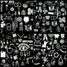 50g Tibetan Silver Mixed Charms Beads Jewellery Making Crafts Mix UK SELLER G61