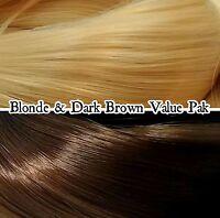 Blonde-35 1 oz SARAN SARAN Hair BJD OOAK rerooting hair 30gram 0727