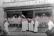 LC 101 - Leicester Co Operative Shop, Leicestershire - 6x4 Photo