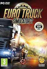 Euro Truck Simulator 2 PC DVD BRAND NEW SEALED BOXED GAME DISC ENGLISH VERSION