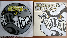 Farmer Boys – Countrified promo-CD w. Depeche Mode 's Never Let Me Down Again