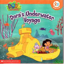 DORA the EXPLORER-DORA'S Underwater Voyage-2003-LN
