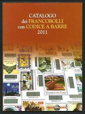 Codice a barre : Catalogo francobolli 2011