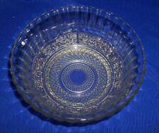 """EAPG U S Glass Serving Bowl 7 3/4""""D x 3 1/4""""H"""