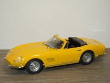 Ferrari 275GTB Spyder - Model Box Italy 1:43 *35107