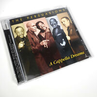 The Persuasions NEW SEALED CD A Cappella Dreams Harmony Group