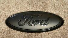 """2004-2014 Ford F150 W/ camera, Grill & tailgate  GLOSS/MATTE emblem. 9"""" & 7"""""""