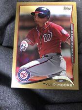 Tyler Moore 2014 Topps Gold /2014 Washington Nationals