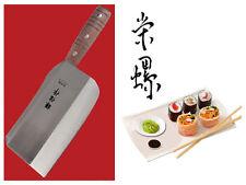 Chinesisches Hackbeil Traditionelles Hackmesser Beil Fleischermesser Hackebeil