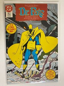 Doctor Fate #1 DC 1st Series 8.0 VF (1987)
