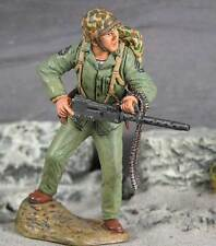 MARCH THROUGH TIMES WORLD WAR II PACIFIC AMH-03 U.S. MARINES JOHN BASILONE MIB