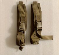 Lot of (2) Blackhawk Tactical Pouches- Coyote Brown