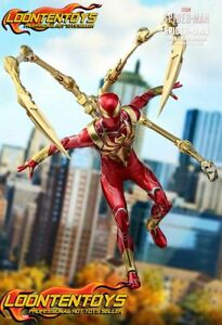 Hot Toys 1/6 VGM38 - Marvel's Spider-Man - Spider-Man (Iron Spider Armor) READY