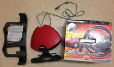 Retro Ferrari Thrustmaster 360 Spider Racing Wheel pour Sony Playstation PS1 & PS2