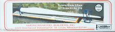 American Model Builders HO #218 Turbine Blade 3 Pack