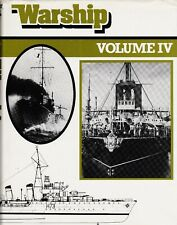 Warship 1980 Vol. IV No.s 13-16 (Conway 1980 1st)