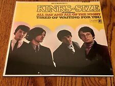 KINKS SIZE ORIGINAL FIRST PRESS LP STILL FACTORY SEALED