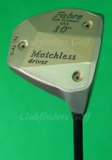 Fabre Golf Products Matchless 10° Driver Fabre True Temper 65g Graphite Player's