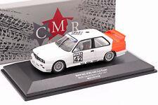 BMW M3 (E30) #42 DTM 1991 Cor Euser 1:43 CMR / 2. Wahl