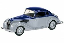 BMW 327 Coupe in Blue-Grey in 1:18 Scale  by Schuco  450002600