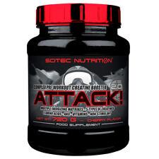 Scitec Nutrition Attack 2.0 720g/72 Porzioni - Pre Allenamento Ossido Nitrico Ciliegia