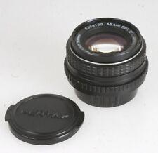 Pentax SMC 1,7/50mm Objektiv #6308199 (Pentax K Bajonett)