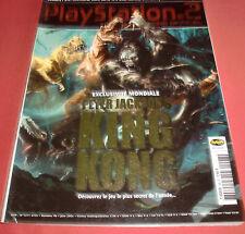 Playstation 2 Magazine [n°98 Juin 2005] PS2 Two King Kong Monster Hunter *JRF