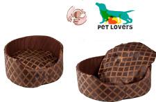Luxury Soft Pet Bed Fleece Basket Mat Cushion For Cat Dog Kitten Puppy