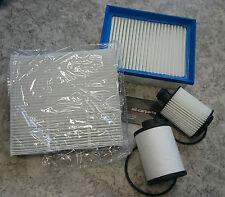 Inspektionspaket Filter Wartungskit Suzuki SX4 2,0 DDIS 99KW 2009-
