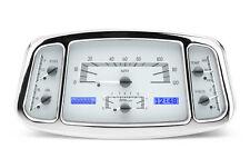 Dakota Digital 33 34 Ford Car Analog Dash Gauges System Instruments Kit VHX-33F