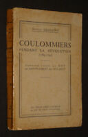 Coulommiers Colgante La Révolution (1789-1795). Antoine-Louis El Roy
