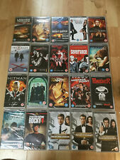 PSP UMD Movies  x 20 new & sealed mixed titles RRP £50+  (box 179)