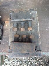 Steam Engine Loco Wick Lubricator Boxes Industrial Narrow Gauge BR Standard